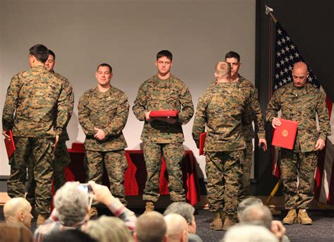 Marsoc Officer by Forty Marines Graduate Second Marsoc Itc Gt Marine Corps