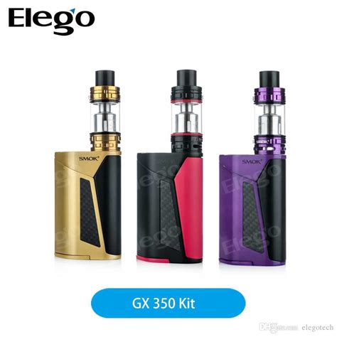 Promo Garskin Mod Vapor Smok 220w Free Custom Deadpool smok gx 350 kit with tfv8 tank 6ml big vapor use 2 or 4 18650 batteries 220w 350w dhl cheap