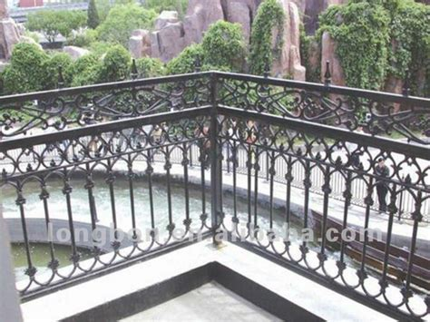 veranda railing designs top selling modern newest iron balcony railings designs