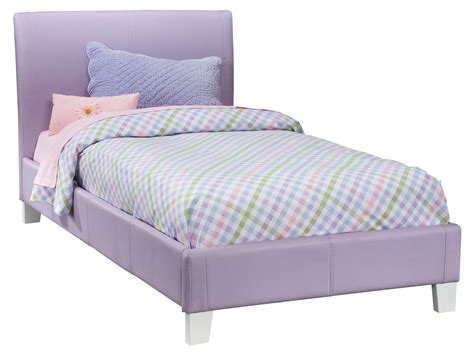 twin upholstered bed standard furniture fantasia twin upholstered youth bed