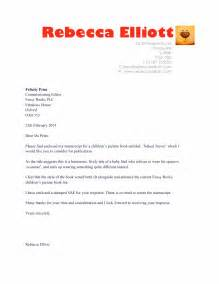 cover letter to a publisher book manuscript cover letter