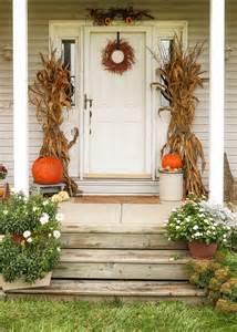 Front Door Decor Ideas 67 And Inviting Fall Front Door D 233 Cor Ideas Digsdigs