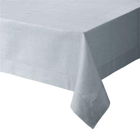 Tablecloth Light Gray Zizi Linen Home Textiles
