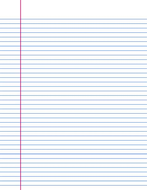 ruled paper word template 14 lined paper templates excel pdf formats