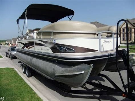 tracker boat used parts unavailable used 2010 sun tracker party barge 25 xp3 in