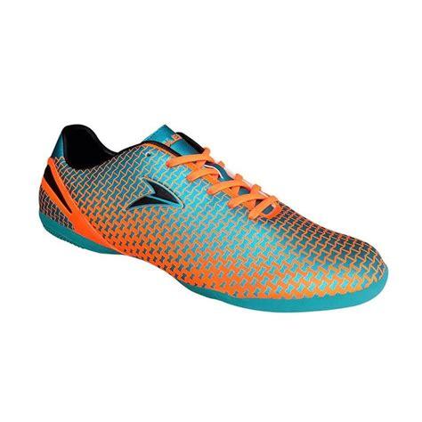 Nobleman Futsal jual nobleman sepatu futsal tosca orange