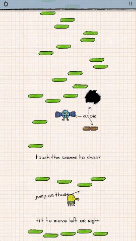 doodle jump upgrades doodle jump updated for hd screens sexytechy