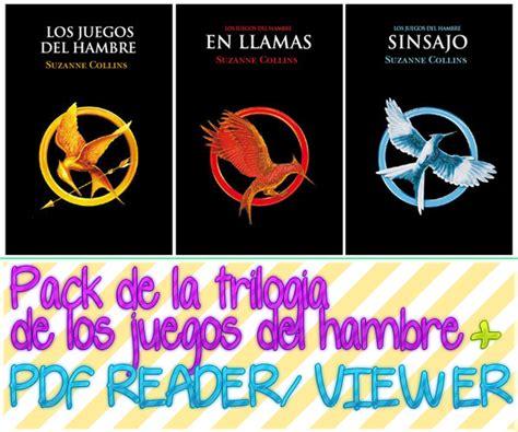 descargar libros pdf los juegos del hambre trilogia pack trilogia los juegos del hambre pdf reader by lulitaas on
