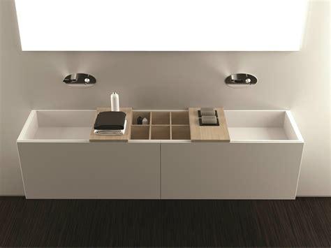 lavello in corian lavabo da incasso sottopiano doppio in corian 174 canasta by