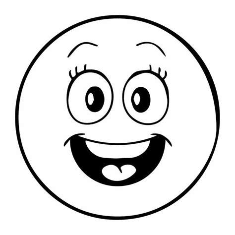 imagenes de emojis para dibujar dibujos colorear emoticonos ideas creativas sobre colorear