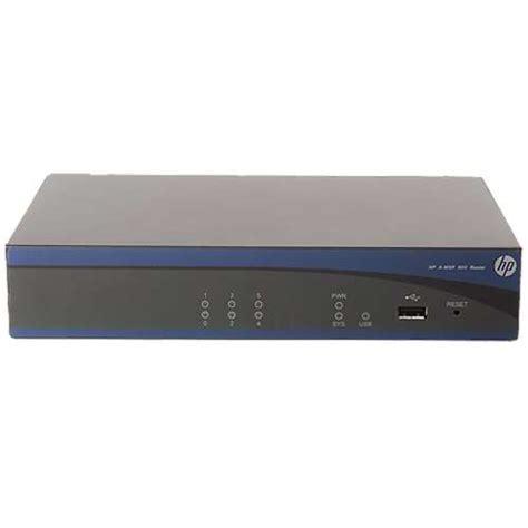 Router Hp hewlett packard jf812a