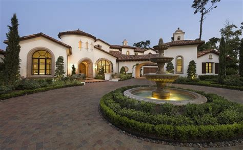 architecture themes of spanish mediterranean style homes spanish colonial revival architecture exterior