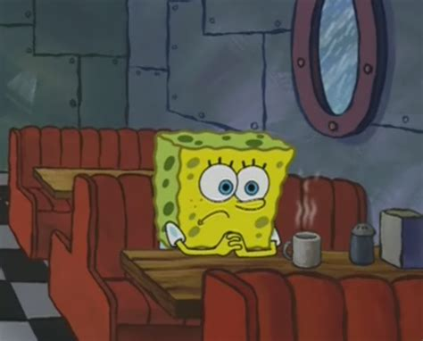 i am sitting happenings that entertained me at school books spongebob is just sitting here and waiting for quickmeme