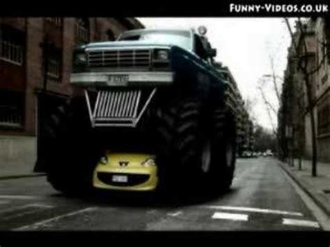 peugeot big cars small car big truck