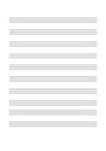blank manuscript paper making music fun free download