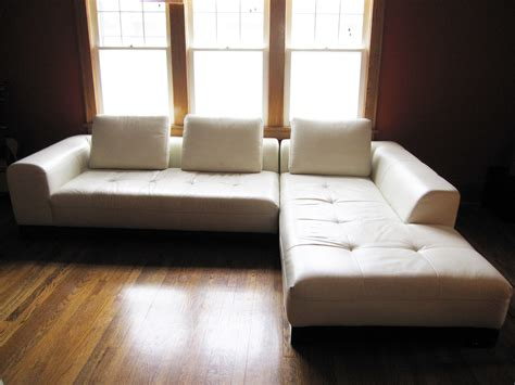 Inspiring Leather Sleeper Sofa For Furnishing Our Living Light Colored Leather Sofa