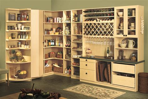 Wine Pantry by Closet Factory Wine Pantry Design