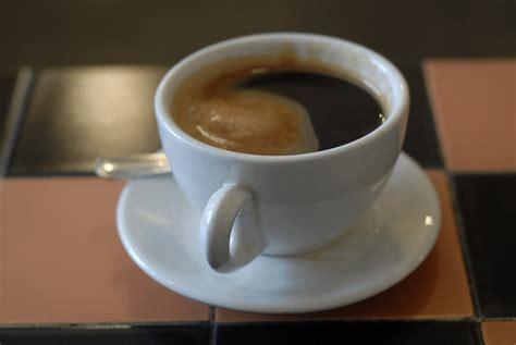 how to make Americano coffee