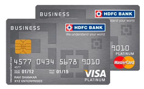 Credit Limit Increase Form Hdfc Hdfc Business Platinum Credit Card Review Cardexpert