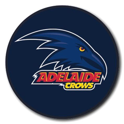 Home Decor Richmond by Adelaide Crows Team Badge Afl Store