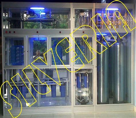 Pasang Mesin Air Isi Ulang mesin alat depot air minum isi ulang galon air minum isi