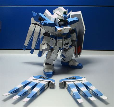 Origami Gundam - papercraft origami and more sd hi v gundam papercraft