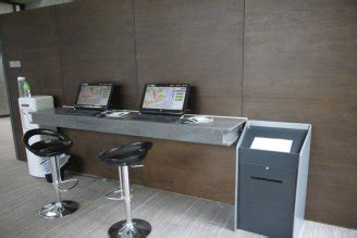 kiosks installed  customer electronic information centre  visitors  locate  graves