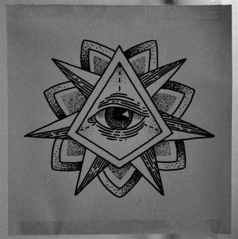 tattoo old school geometric die genial geometrische auge tattoo 252 ber tattoo konzept