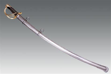 heavy saber cold steel u s 1860 heavy cavalry saber battle ready sword