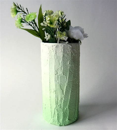 Mint Green Vase by Mint Green Ombre Vase Home Decor Lighting Carriage