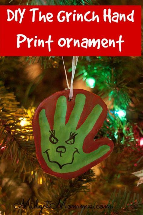 diy grinch christmas crafts  decorations