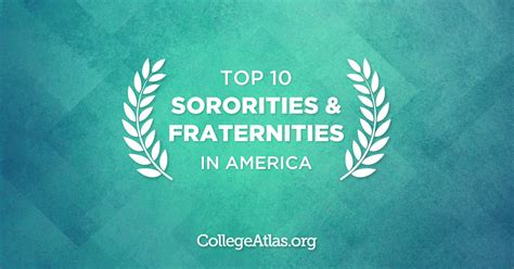 Hbcu Top Producers Of Mba by 10 Top Sororities And Fraternities In America Collegeatlas