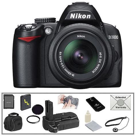 nikon  digital slr camera  mm lens deluxe kit