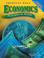 macroeconomics books high school economics textbook