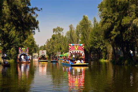 xochimilco floating gardens  mexico city