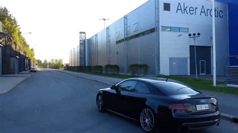 Audi A5 3 0 Tdi Sound Verbessern by Audi A5 3 0 Tdi Quattro Exhaust Note Youtube