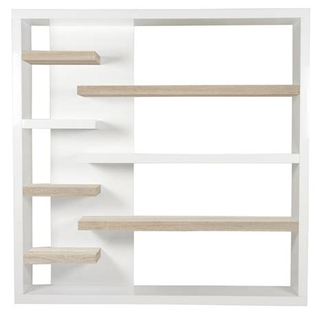 etagere in etagere blanche