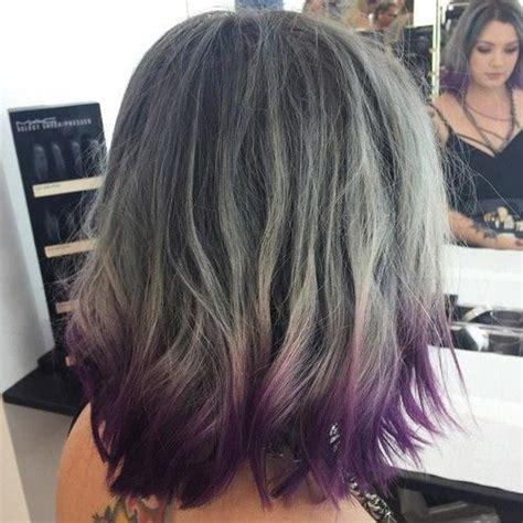 dip dyed hair for medium length 10 fantastic dip dye hair ideas stylish hair color
