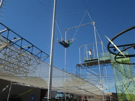 swing it trapeze getting ready to land picture of swingit trapeze l l c