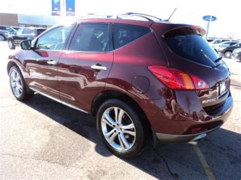 photo image gallery touchup paint nissan murano in merlot ax5