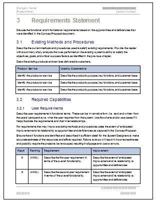 software requirements template word system requirements template invitation template