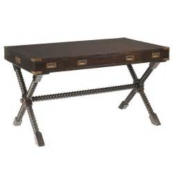 the writting desk caign writing desk luxe home company