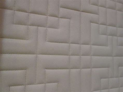 quilted headboards for queen beds tall quilted leather queen headboard at 1stdibs