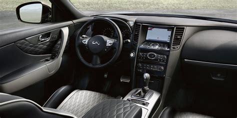 infiniti interior 2017 2017 infiniti qx70 crossover suv infiniti usa