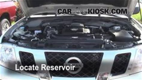 automotive air conditioning repair 2009 nissan frontier windshield wipe control cabin filter replacement nissan frontier 2005 2016 2009 nissan frontier le 4 0l v6 crew cab