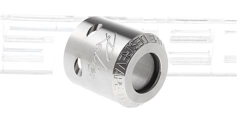 Replacement For Desire Rabies Rda Stainless Steel 1 10 73 replacement sleeve cap for desire rabies rda 5