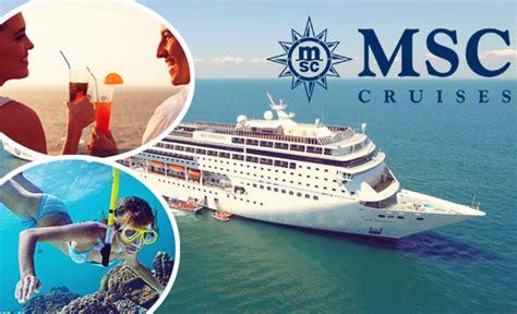new year 2017 mauritius msc cruises vouchers accommodation nationwide