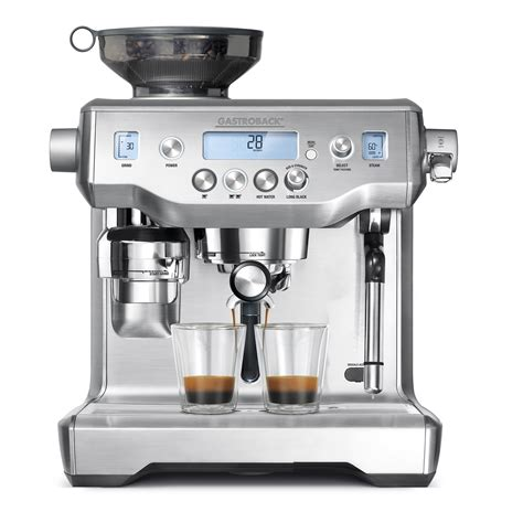 Gastroback Kaffeemaschine Design Espresso Advanced Professional