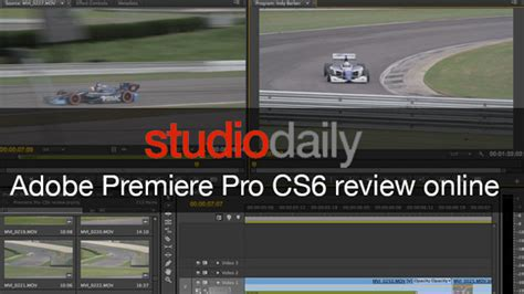 adobe premiere cs6 review my lengthy adobe premiere pro cs6 review now online by