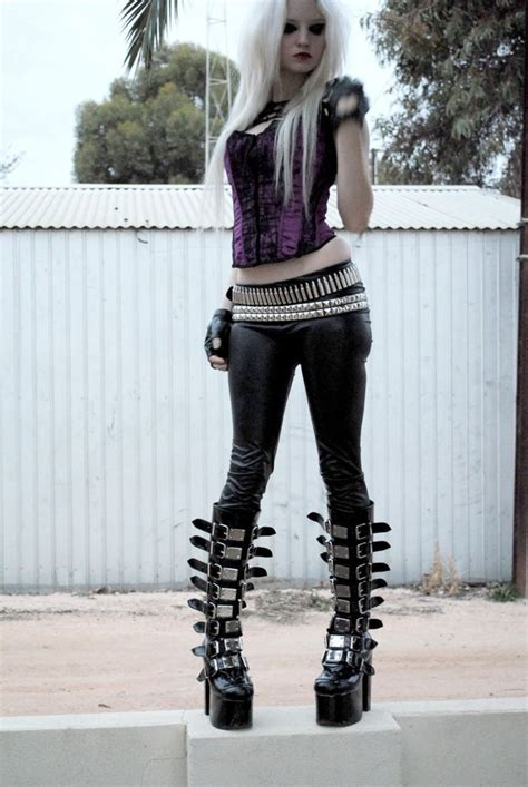 punk rock not to much goth tho teen bedroom lol blonde goth shoes pinterest